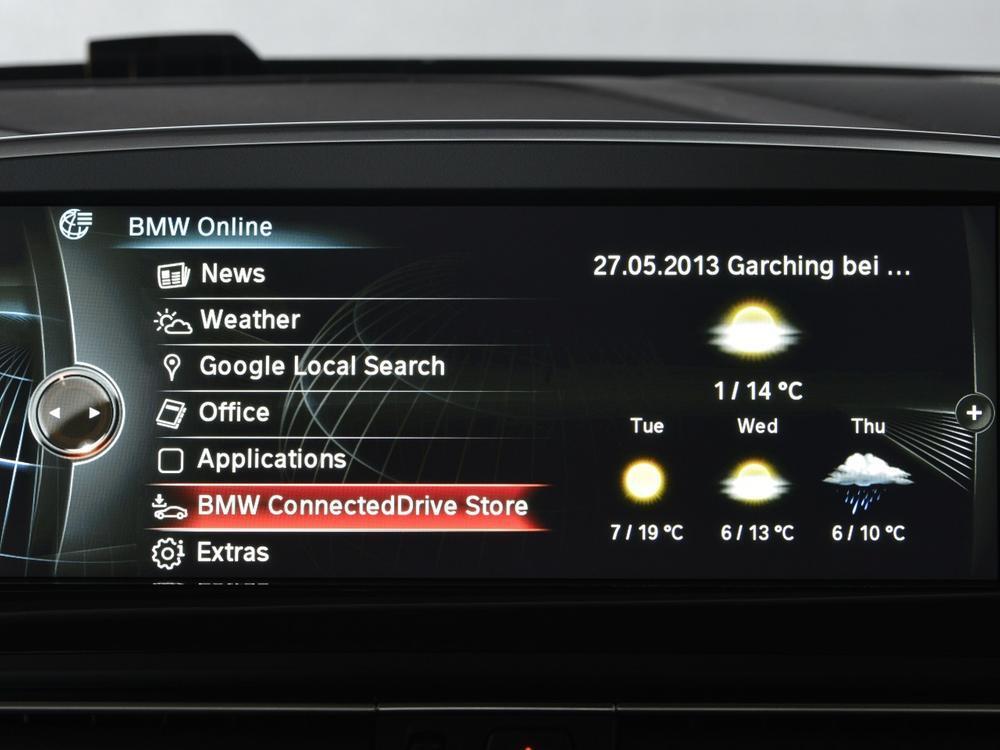 Bild zu Datenschutz in vernetzten Autos