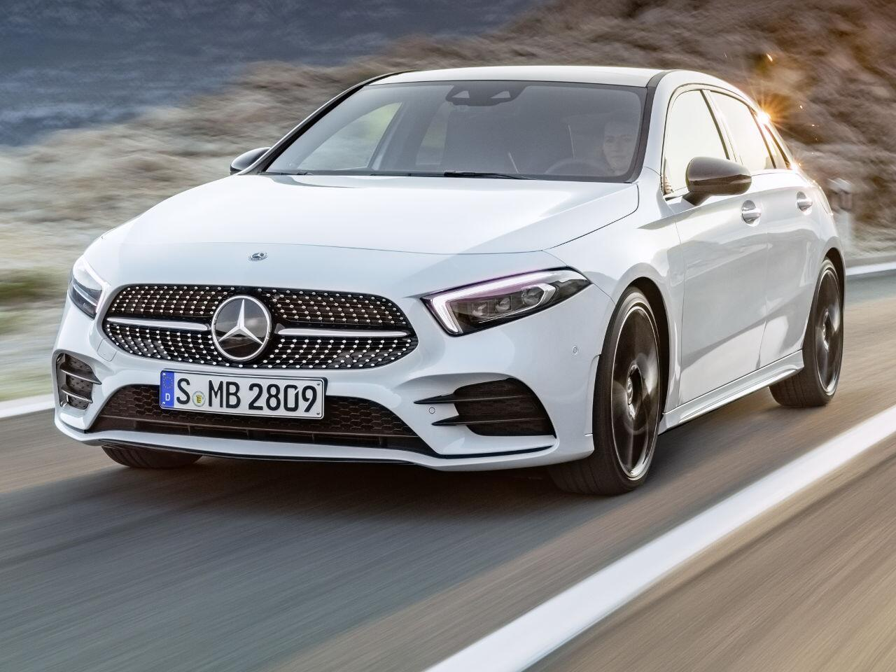 Bild zu Kompaktwagen: Mercedes-Benz A-Klasse