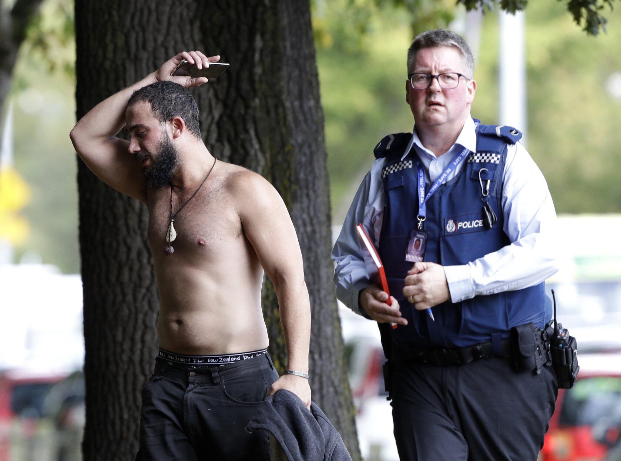 Bild zu Schüsse in Moschee in Neuseeland, Christchurch