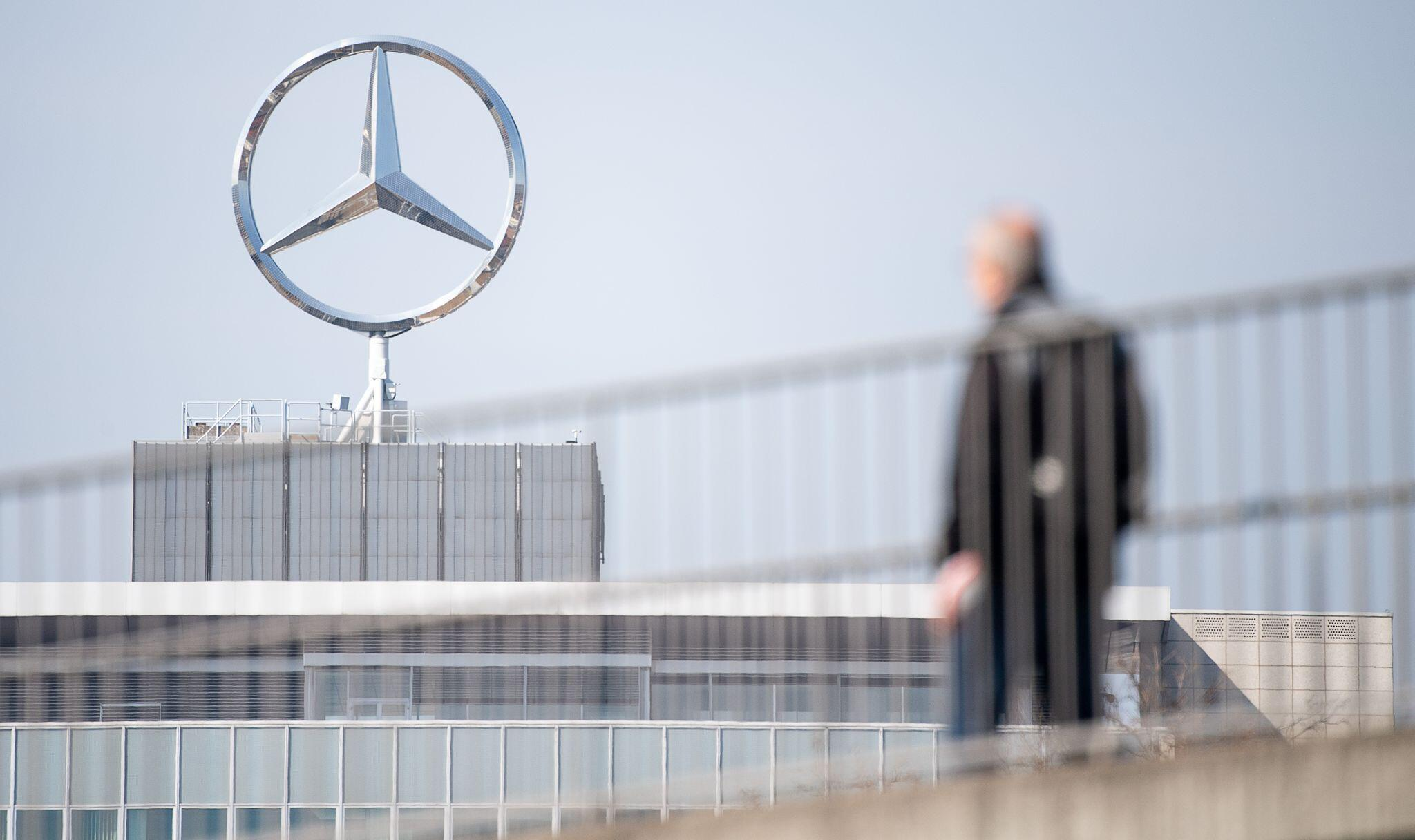 Autoindustrie - Daimler zahlt Milliarden für Diesel-Vergleich in den USA