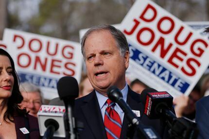Mit wem Biden regieren könnte - Doug Jones