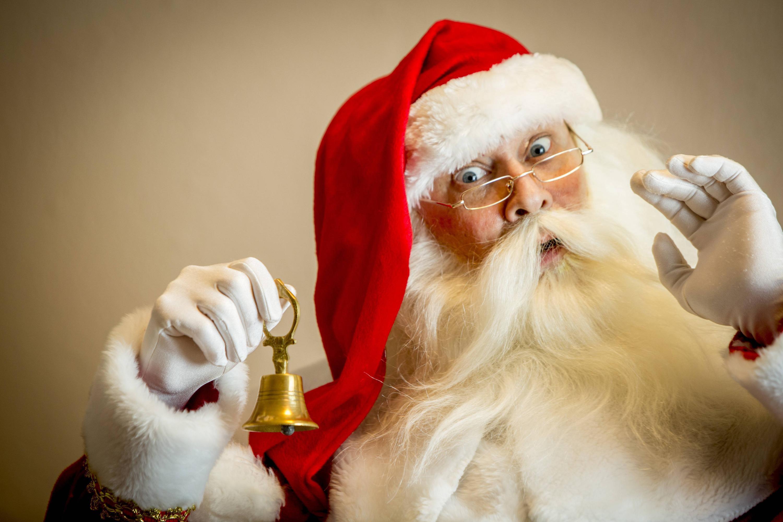 Bild zu Weihnachtsmann (Symbolbild)
