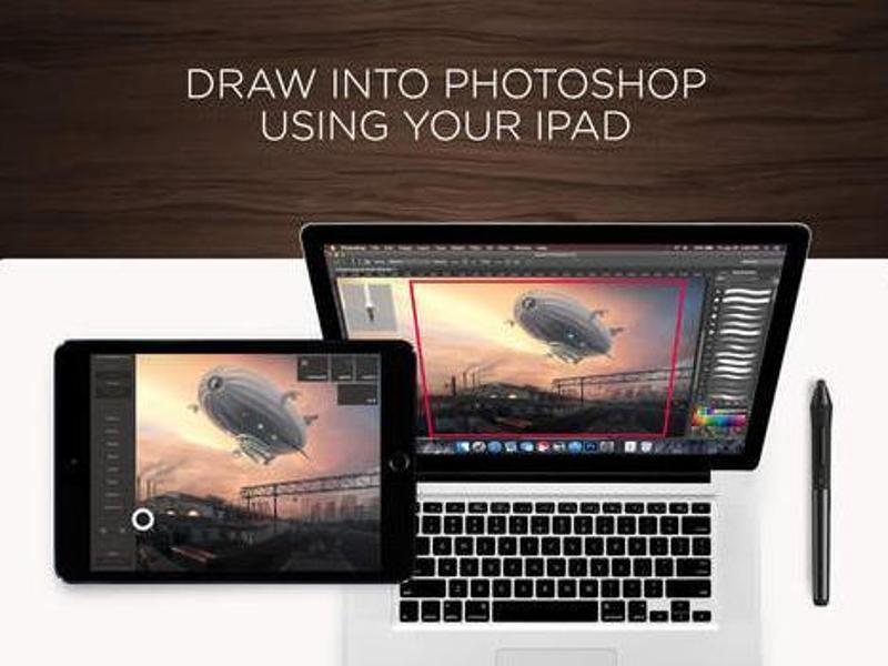 Bild zu «Astropad Grafiktablett»