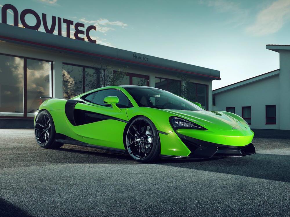 Bild zu Novitec McLaren 570GT
