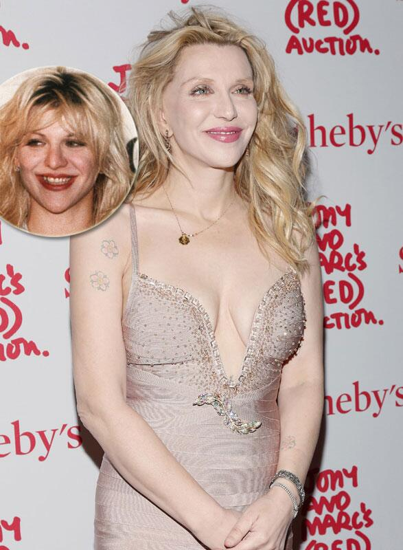 Bild zu Courtney Love