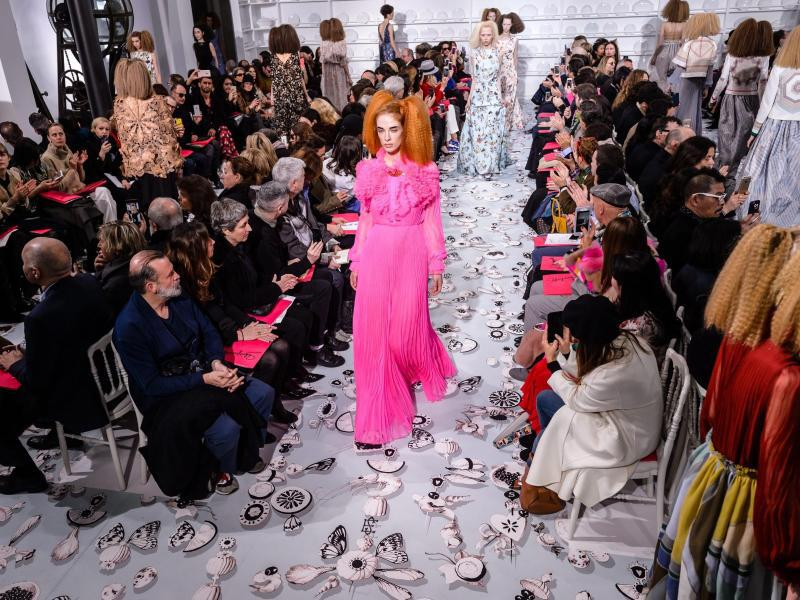 Bild zu Paris Fashion Week - Schiaparelli