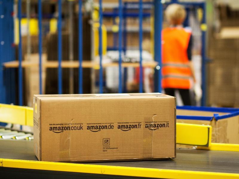 Bild zu Amazon Logistikzentrum Pforzheim