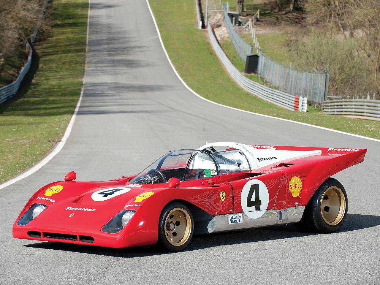 Bild zu Ferrari Dino 206 S Spider