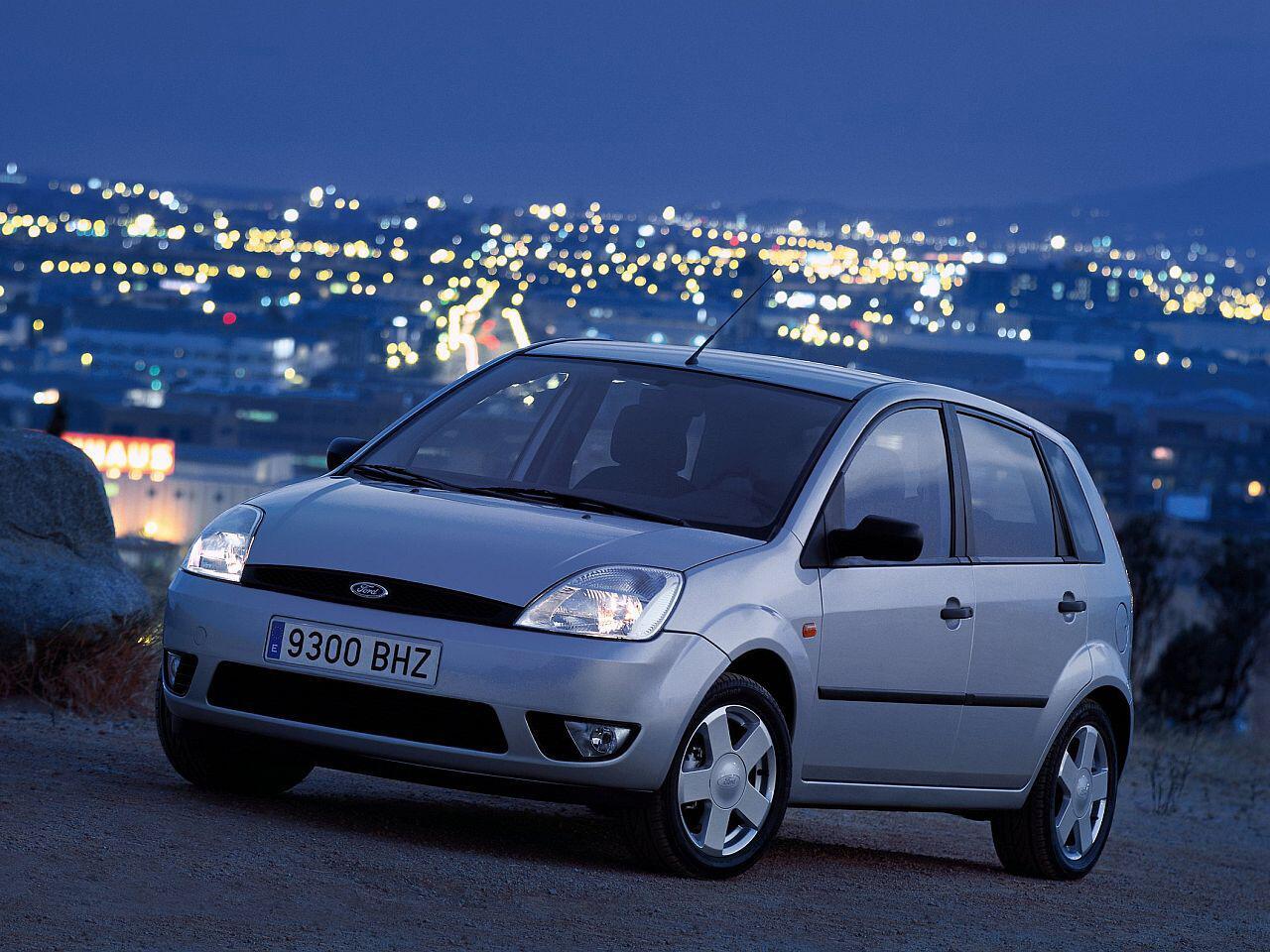 Bild zu Ford Fiesta
