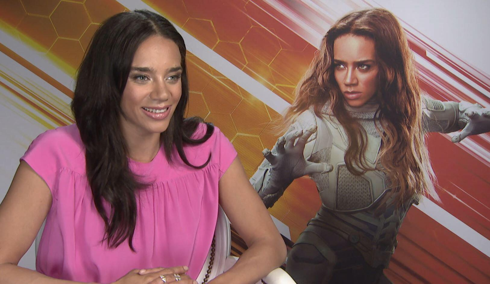 Bild zu Hannah John-Kamen, Marvel, Ant-Man and the Wasp, Ghost
