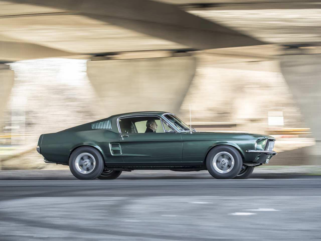 Bild zu Ford Mustang Bullitt