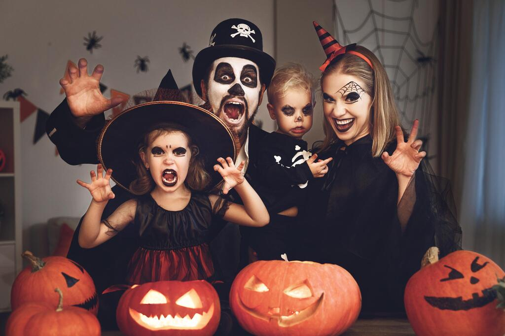 Tolle Halloween Kostume Fur Kinder Damen Und Herren Web De
