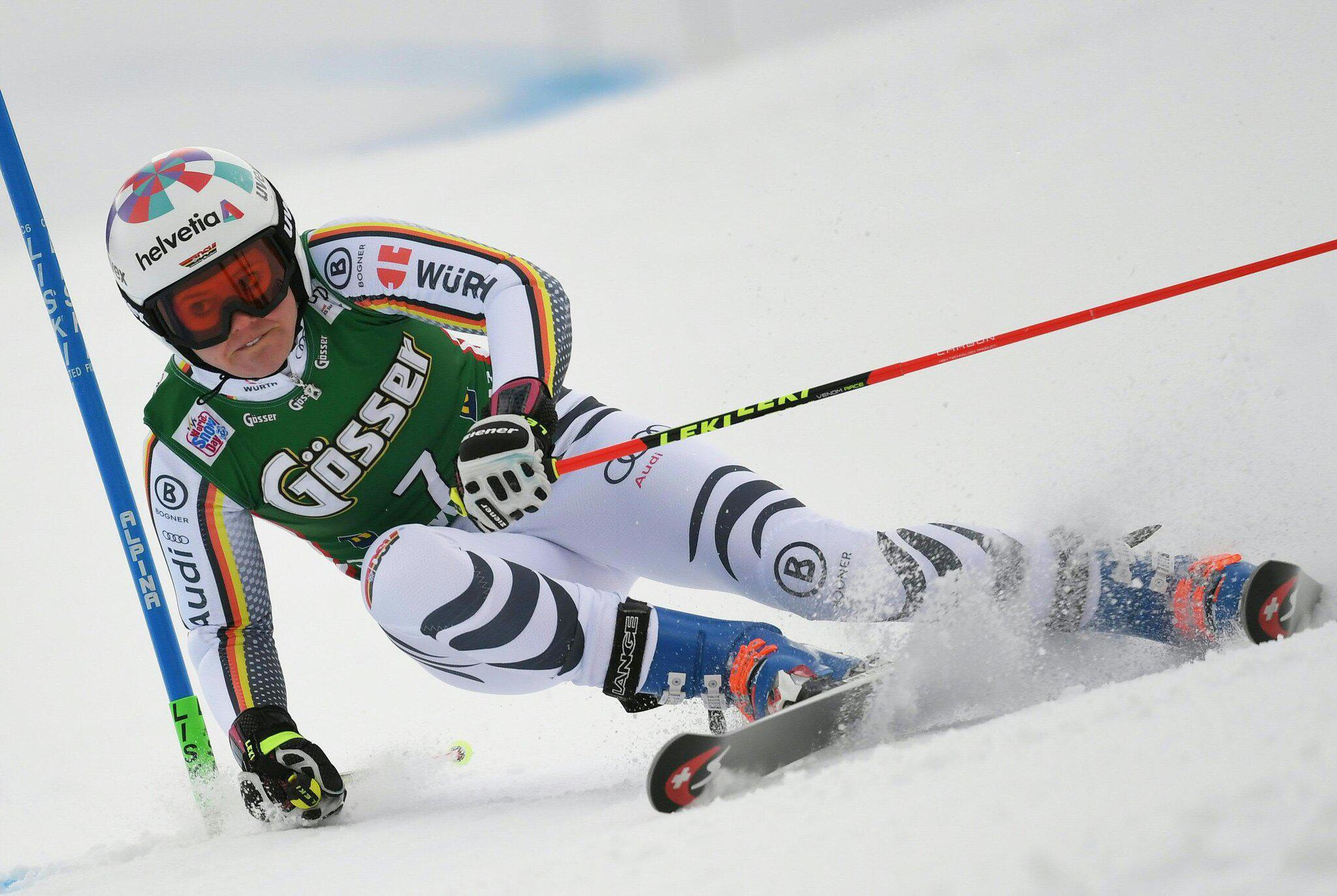 Bild zu Ski alpin, Weltcup, Riesenslalom, Semmering, Viktoria Rebensburg