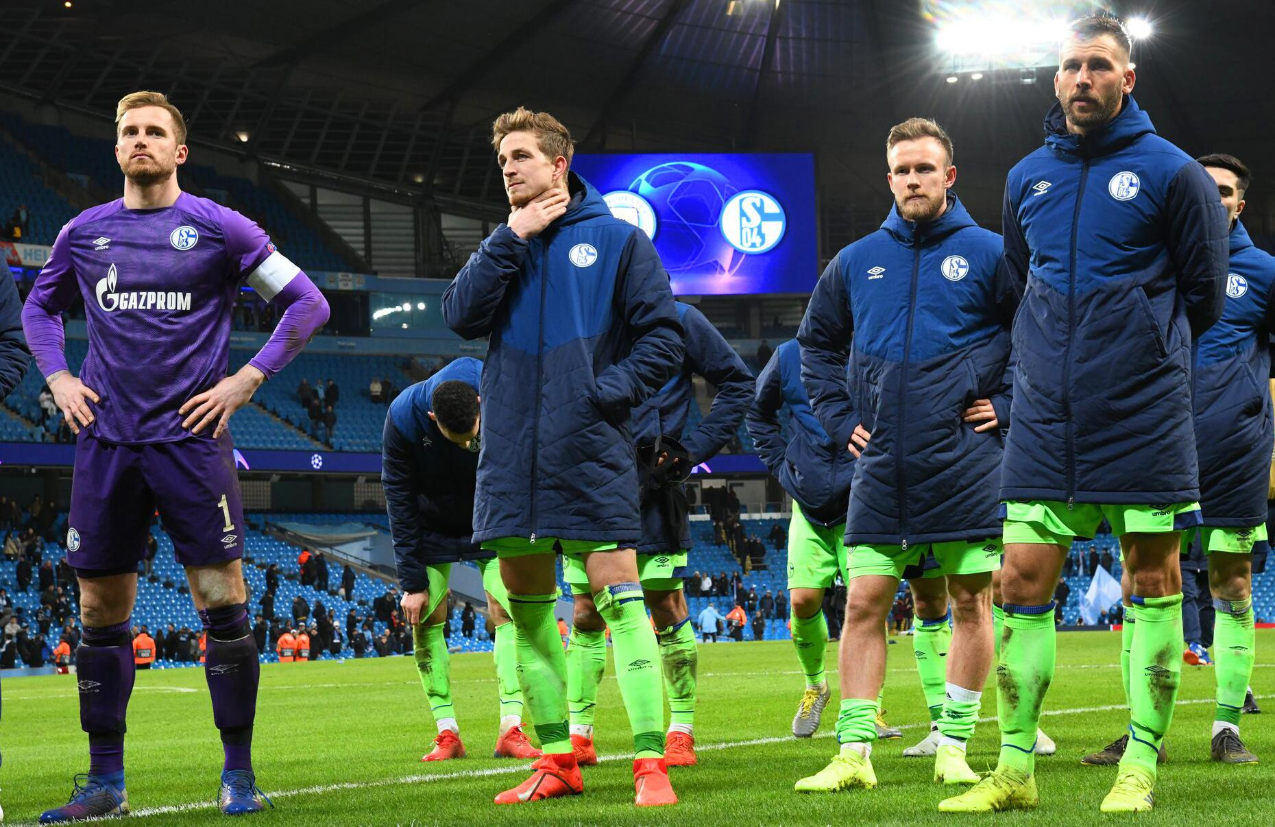 Bild zu Manchester City - FC Schalke 04
