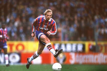 Jürgen Klinsmann, FC Bayern München, VfL Bochum, Ruhrstadion, Bundesliga, 1996/97