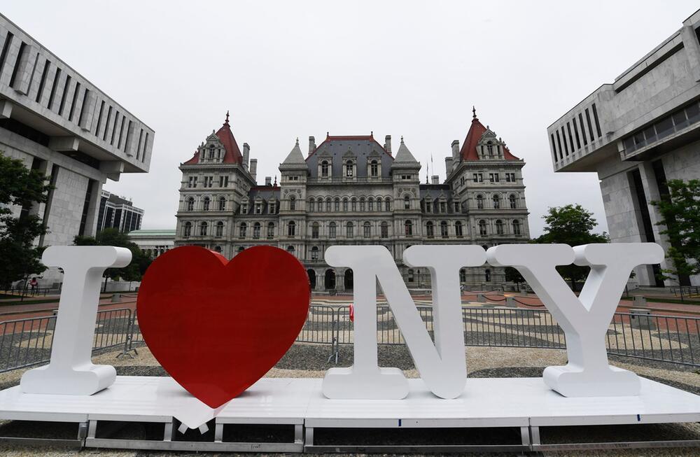 """Designer des """"I love New York""""-Logos gestorben"""