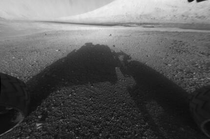 """Mars-Rover """"Curiosity"""" feiert zweijähriges Jubiläum"""