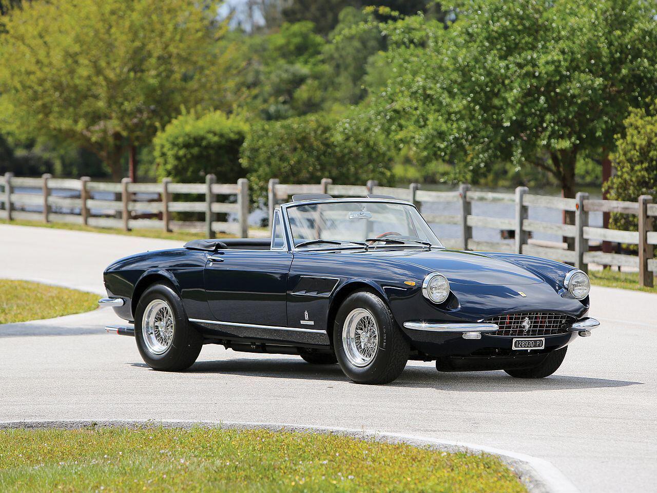Bild zu Ferrari 330 GTS