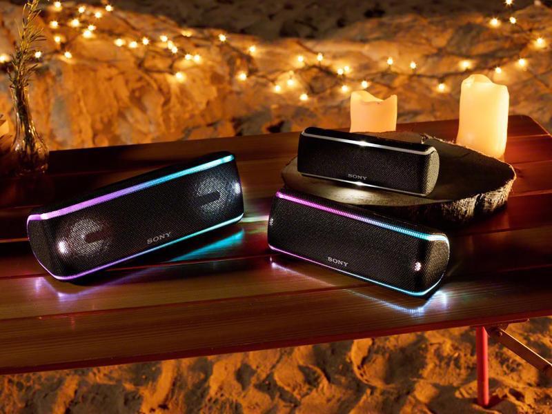 Bild zu Bluetooth-Lautsprecher von Sony