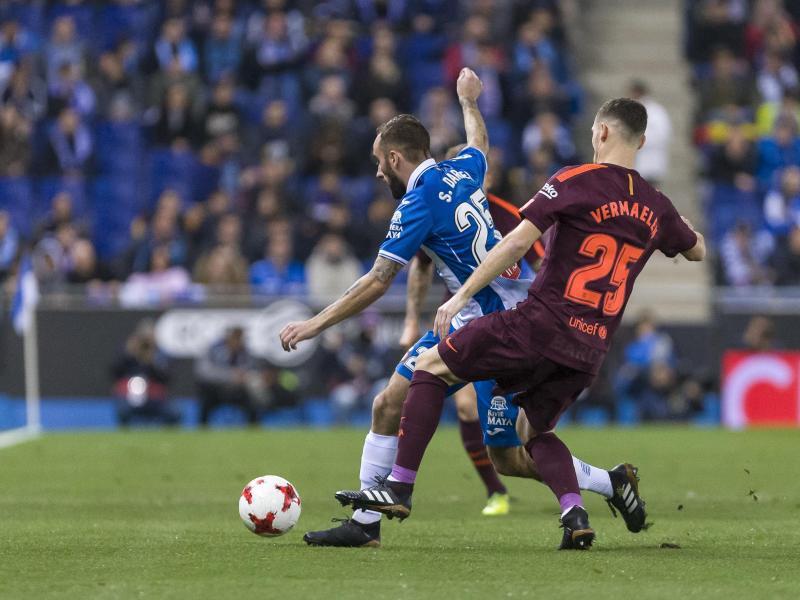 Bild zu Espanyol Barcelona - FC Barcelona