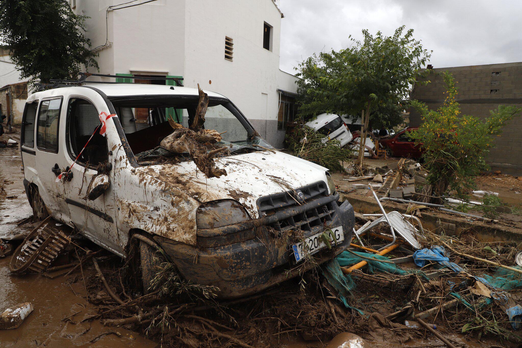 Bild zu Thunderstorms in Mallorca