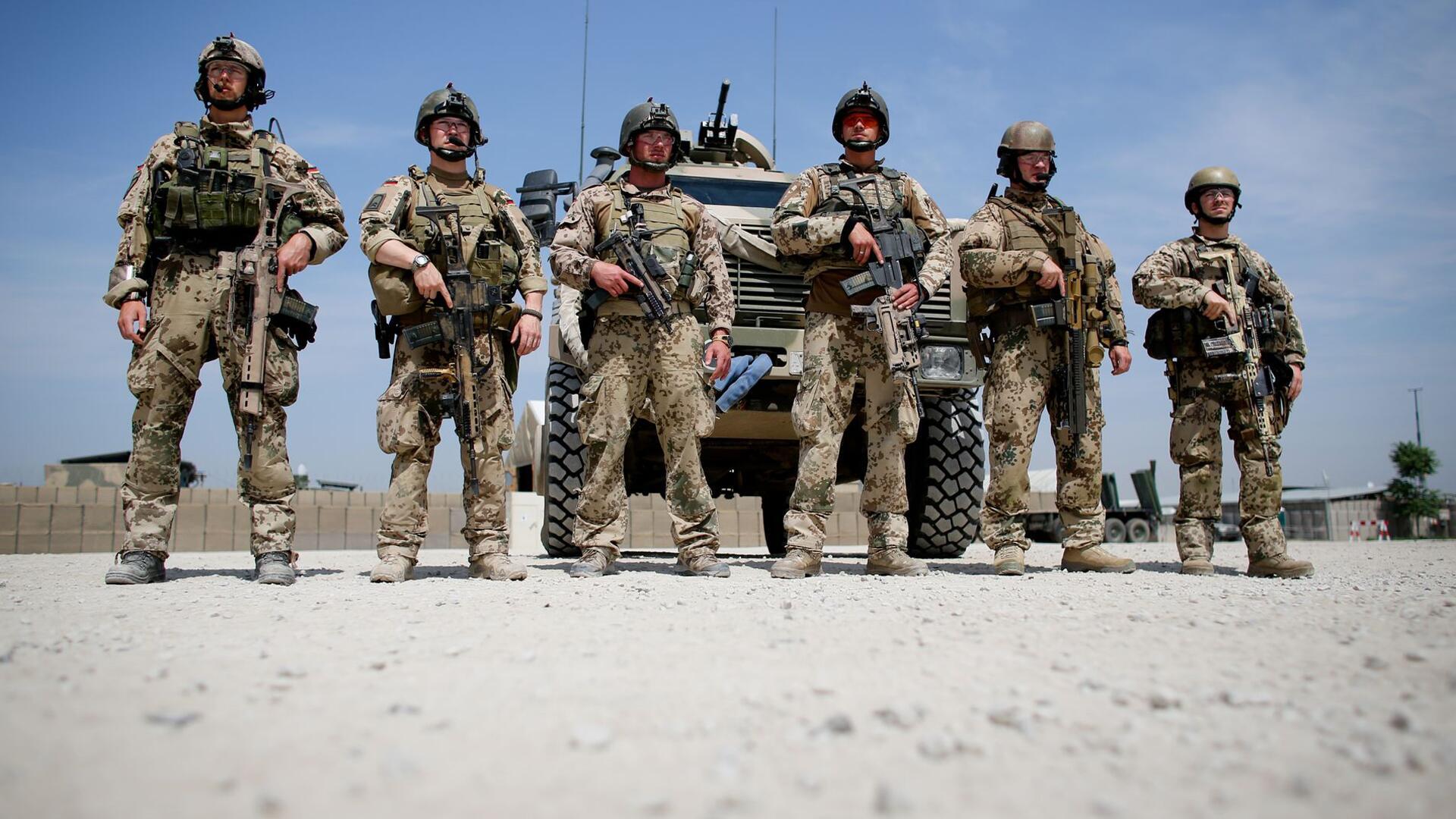 Bild zu Bundeswehr in Afghanistan