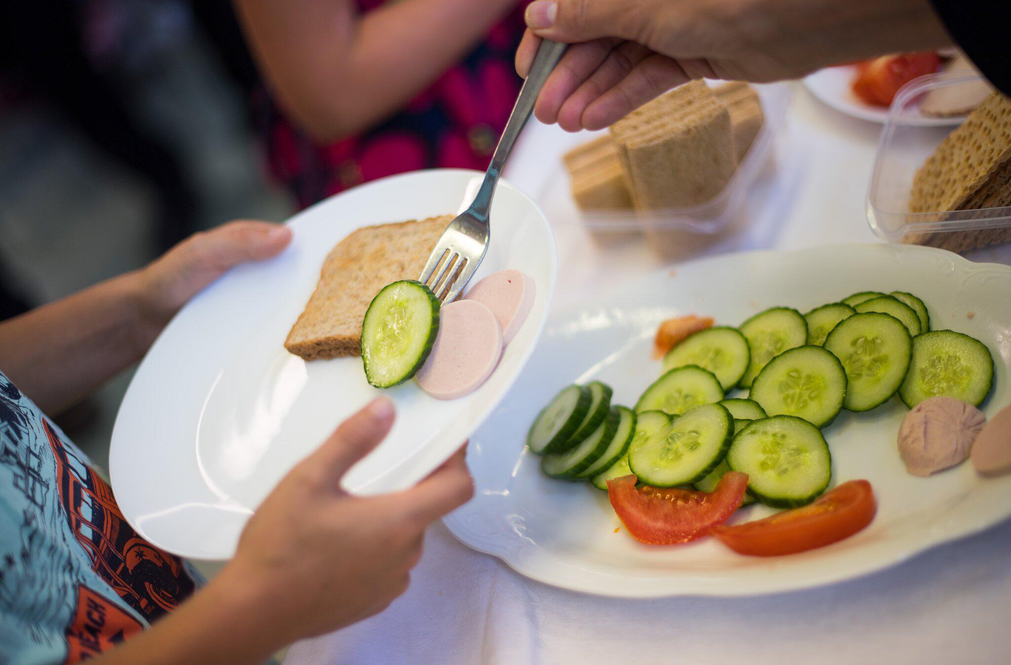 Bild zu Initiative brotZeit bietet kostenloses Frühstück