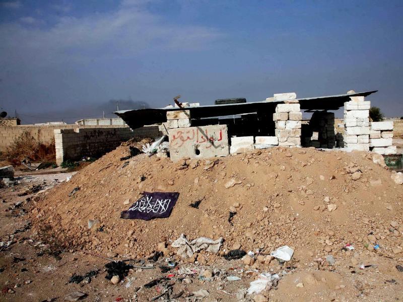 Bild zu Syrisches Kampfgebiet