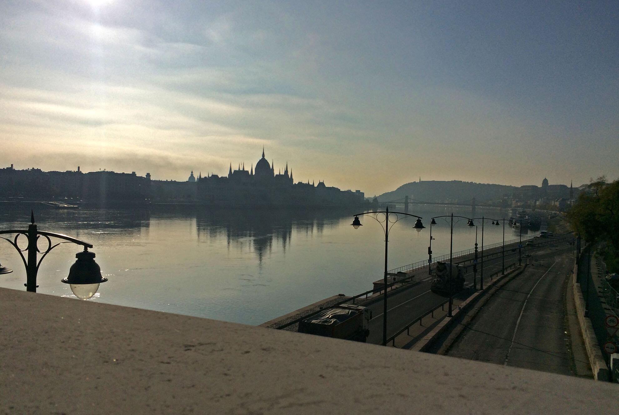 Bild zu Budapest