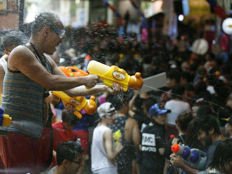Bild zu Wasserfest