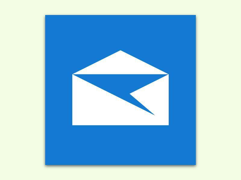 Bild zu Windows Mail-App
