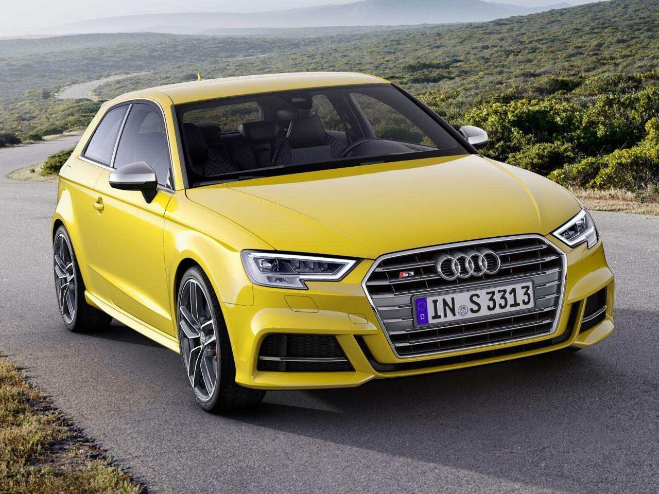 Bild zu Audi A3 Dreitürer