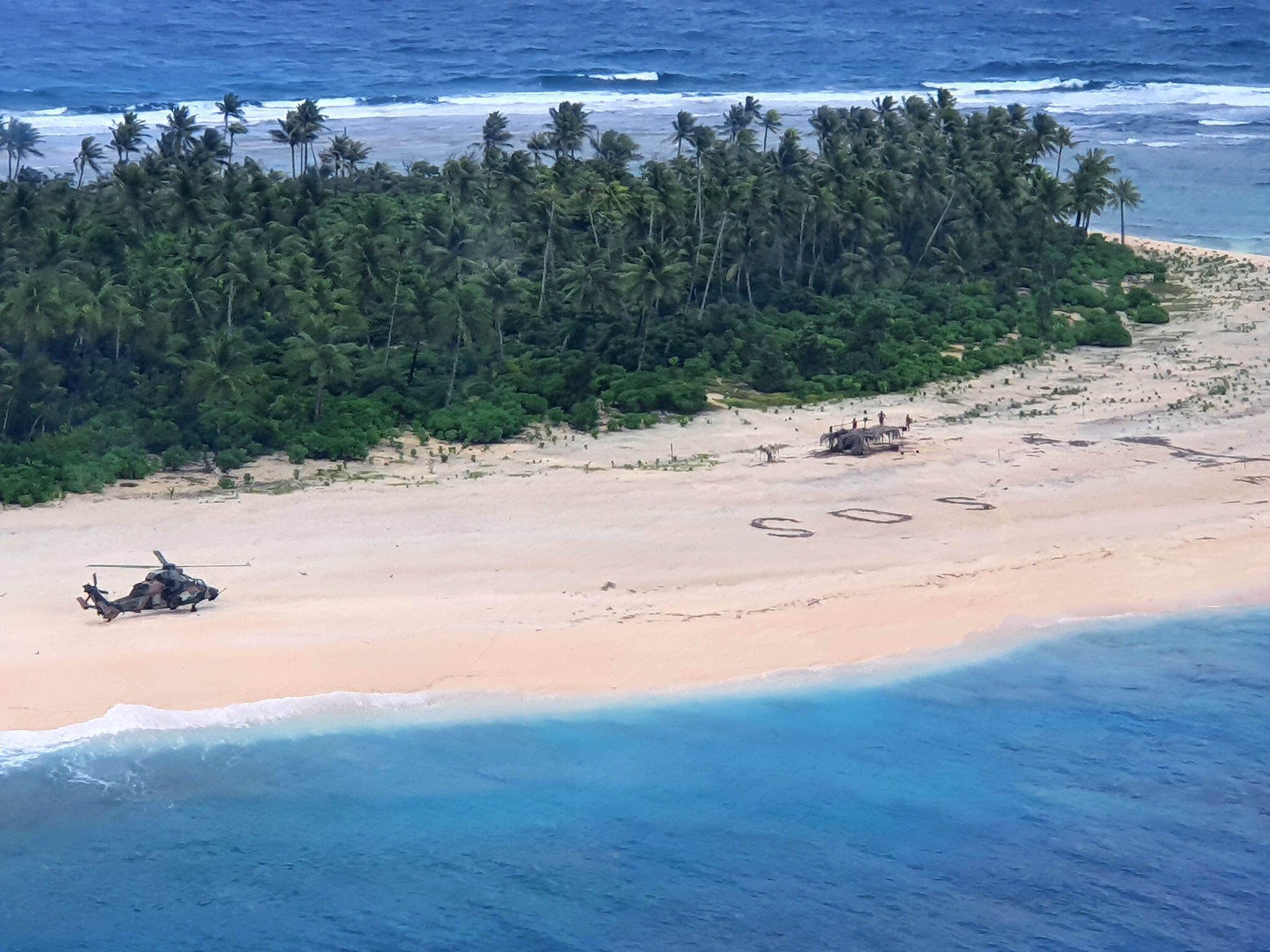 Bild zu SOS im Sand