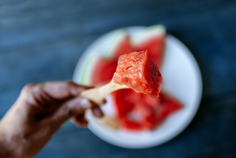 Bild zu Wassermelone