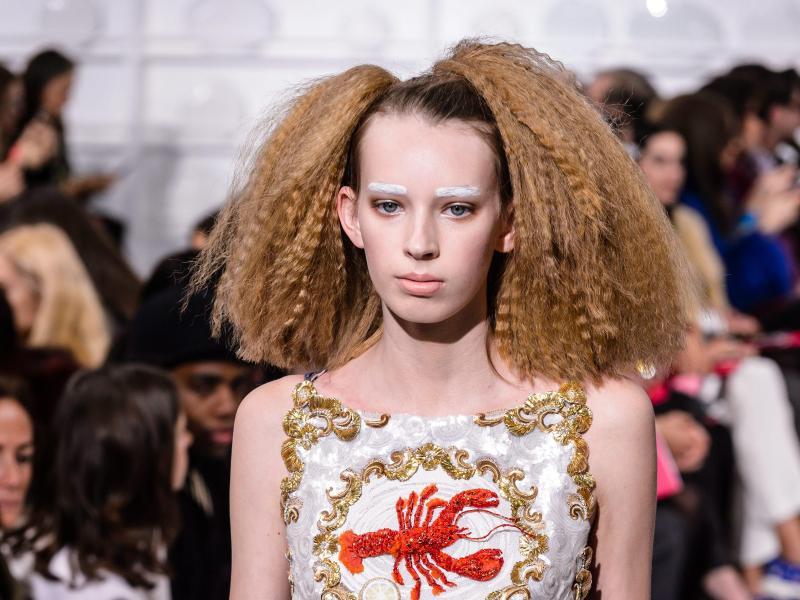 Bild zu Paris Fashion Week - Schiaparelli