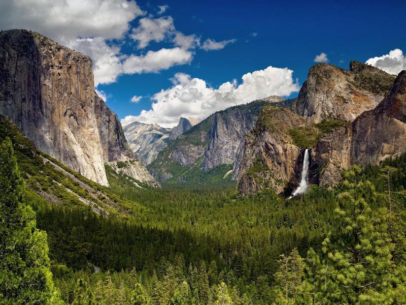 Bild zu Kaum noch freie Unterkünfte in großen US-Nationalparks