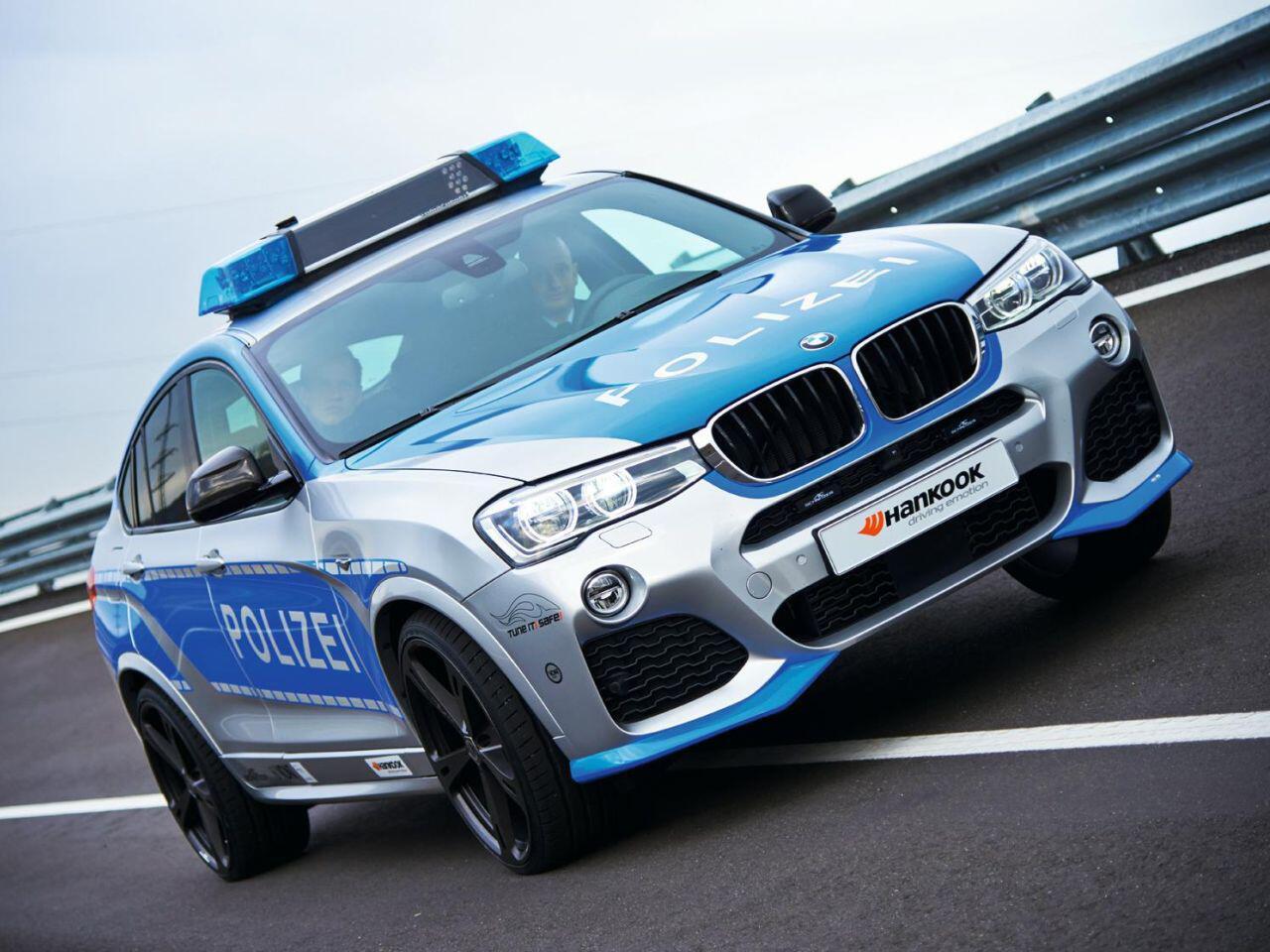 Bild zu BMW X4 von AC Schnitzer