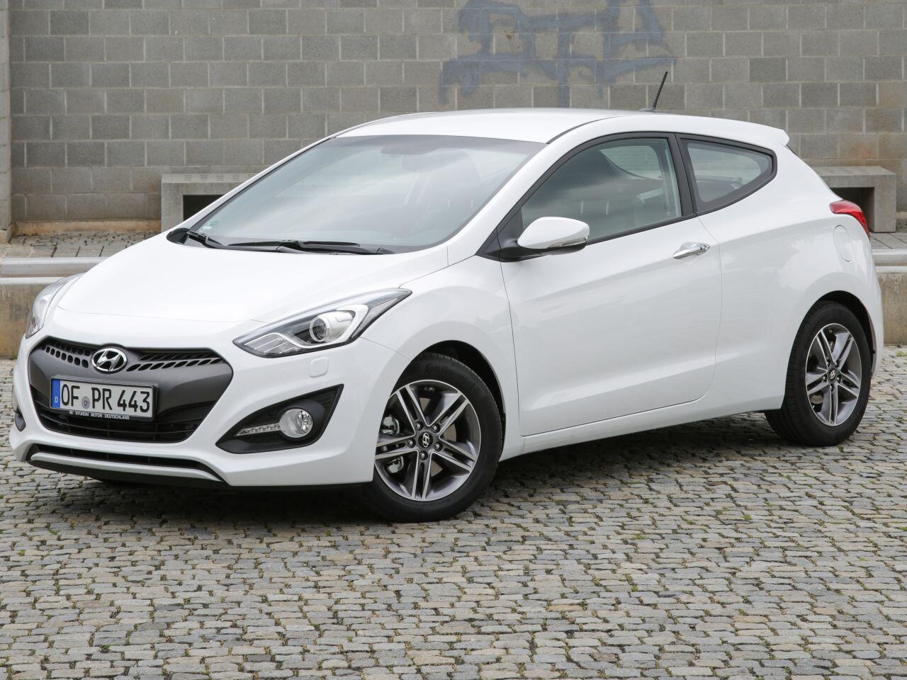 Bild zu Hyundai i30 Coupé