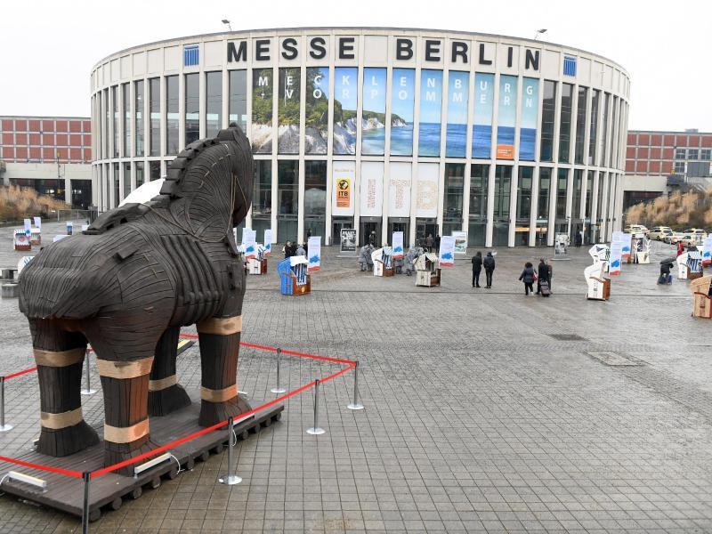 Bild zu Reisemesse ITB