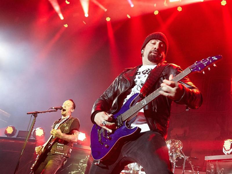 Bild zu Volbeat