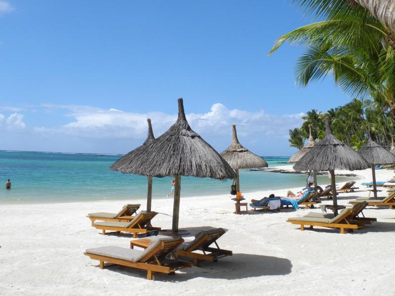 Bild zu Strand auf Mauritius