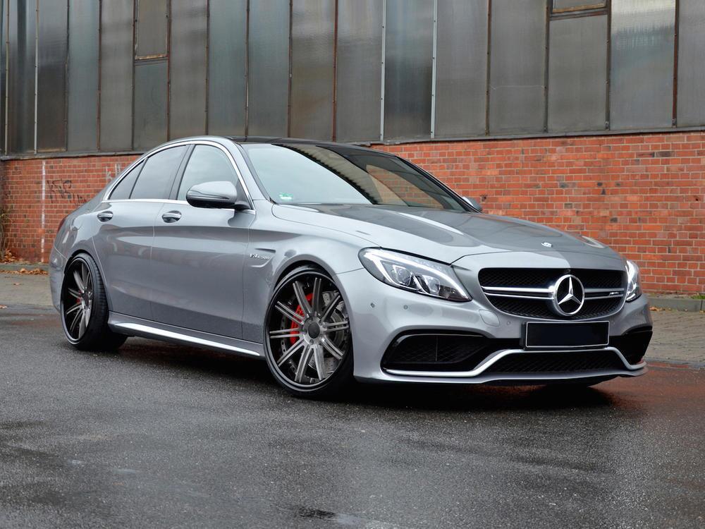 Bild zu Mercedes-AMG C 63 MEC-Design