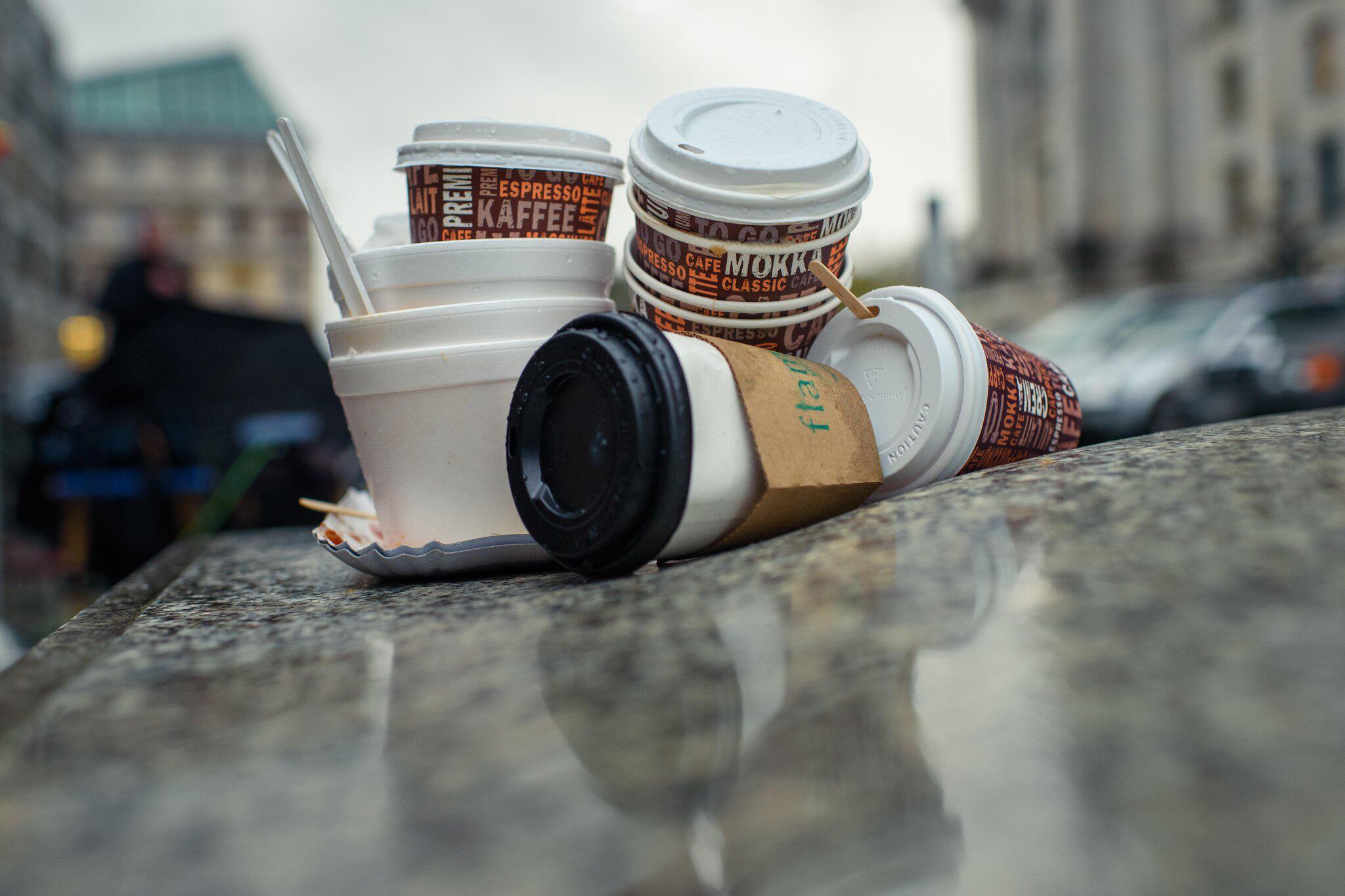 Bild zu Coffee-to-go-Becher