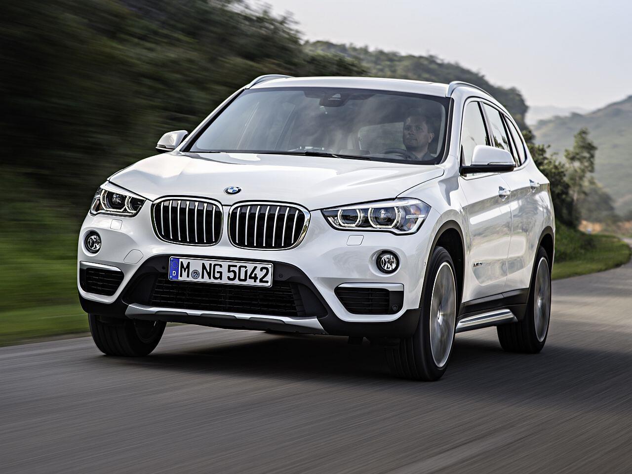 Bild zu Kleine SUVs: BMW X1