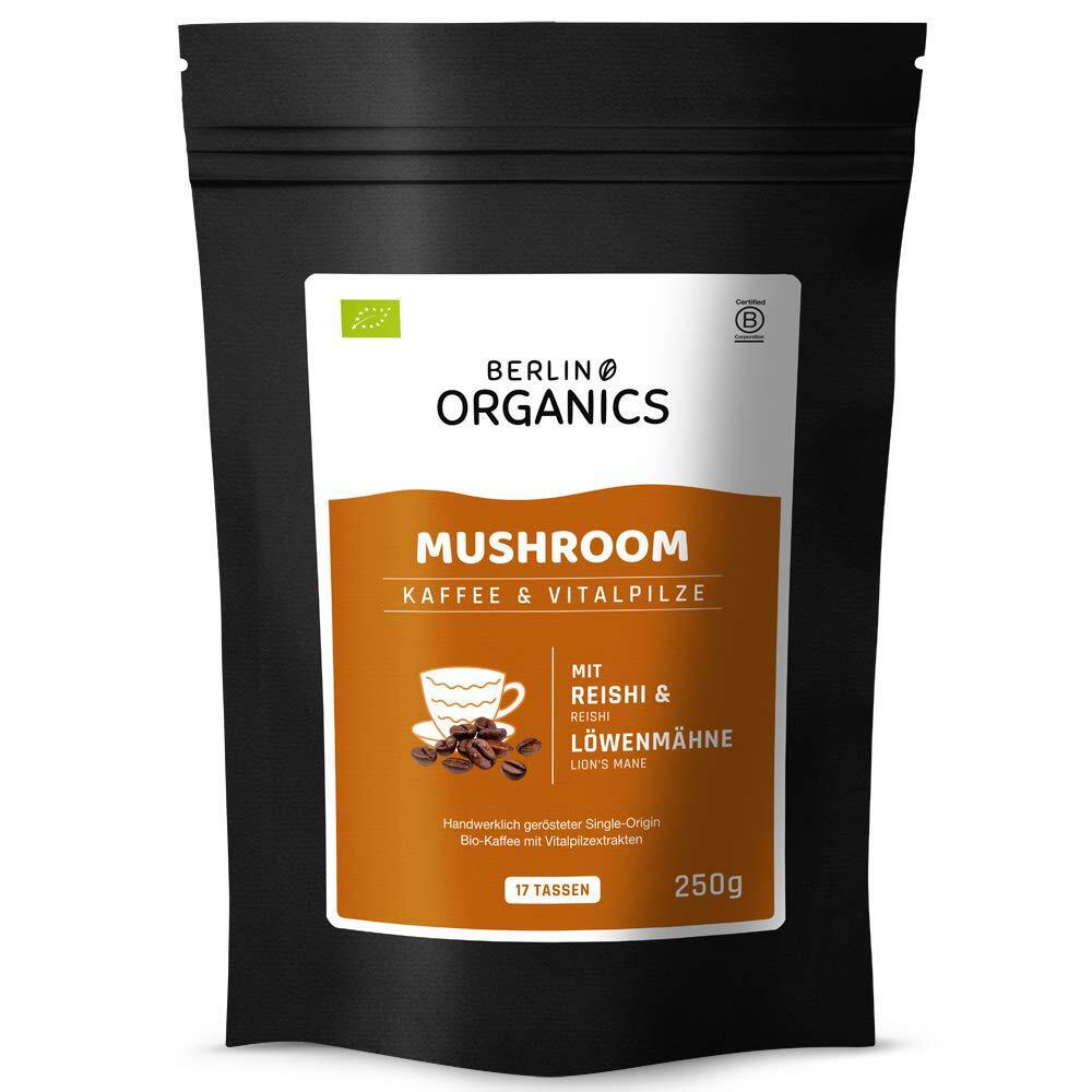 Bild zu kaffee, kaffee-alternative, koffein, guarana, mate, matcha, vitalpilze, mushroom coffee