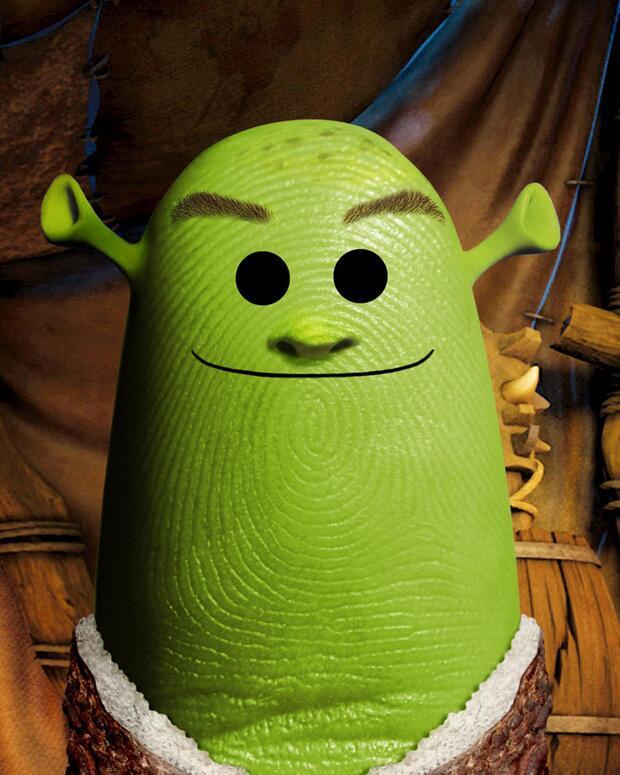Bild zu Shrek-Däumling