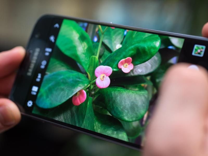 Bild zu Gelungenes Update bei Samsung Galaxy