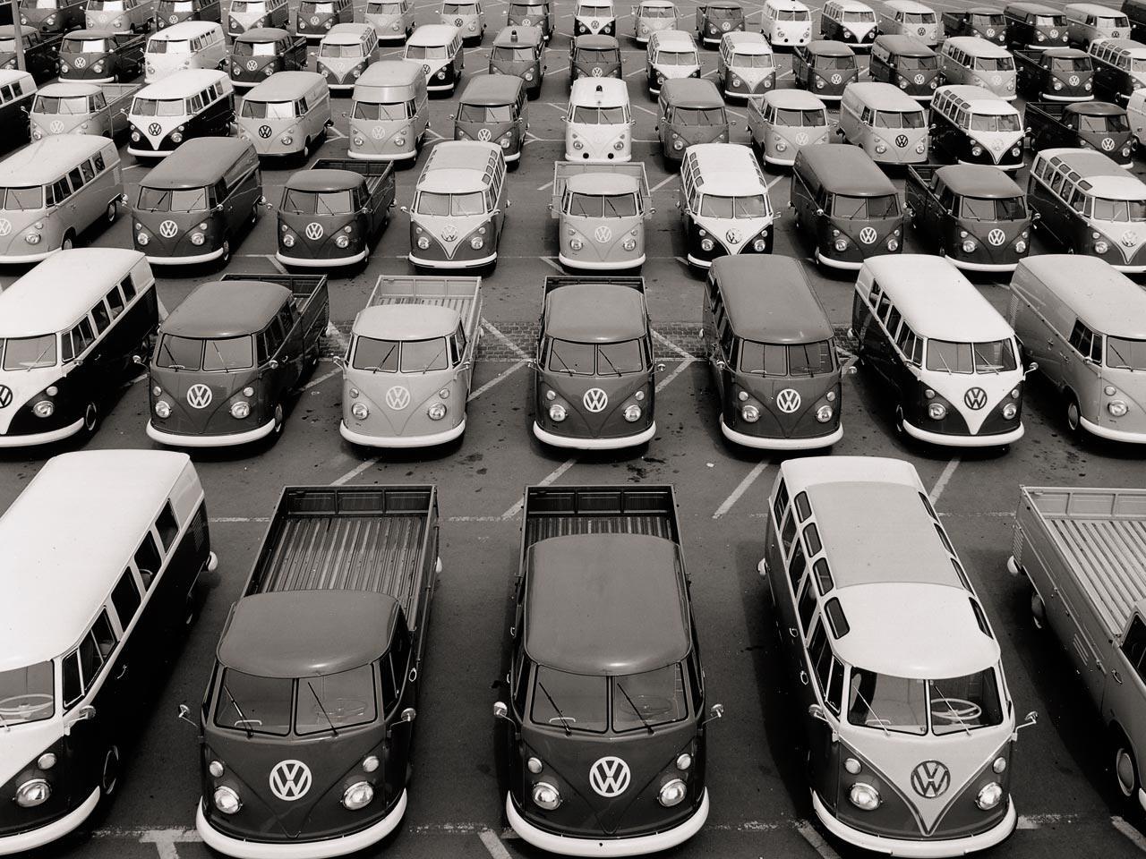 Bild zu 65 Jahre Kultstatus: Ewig junger VW Bulli feiert großen Geburtstag
