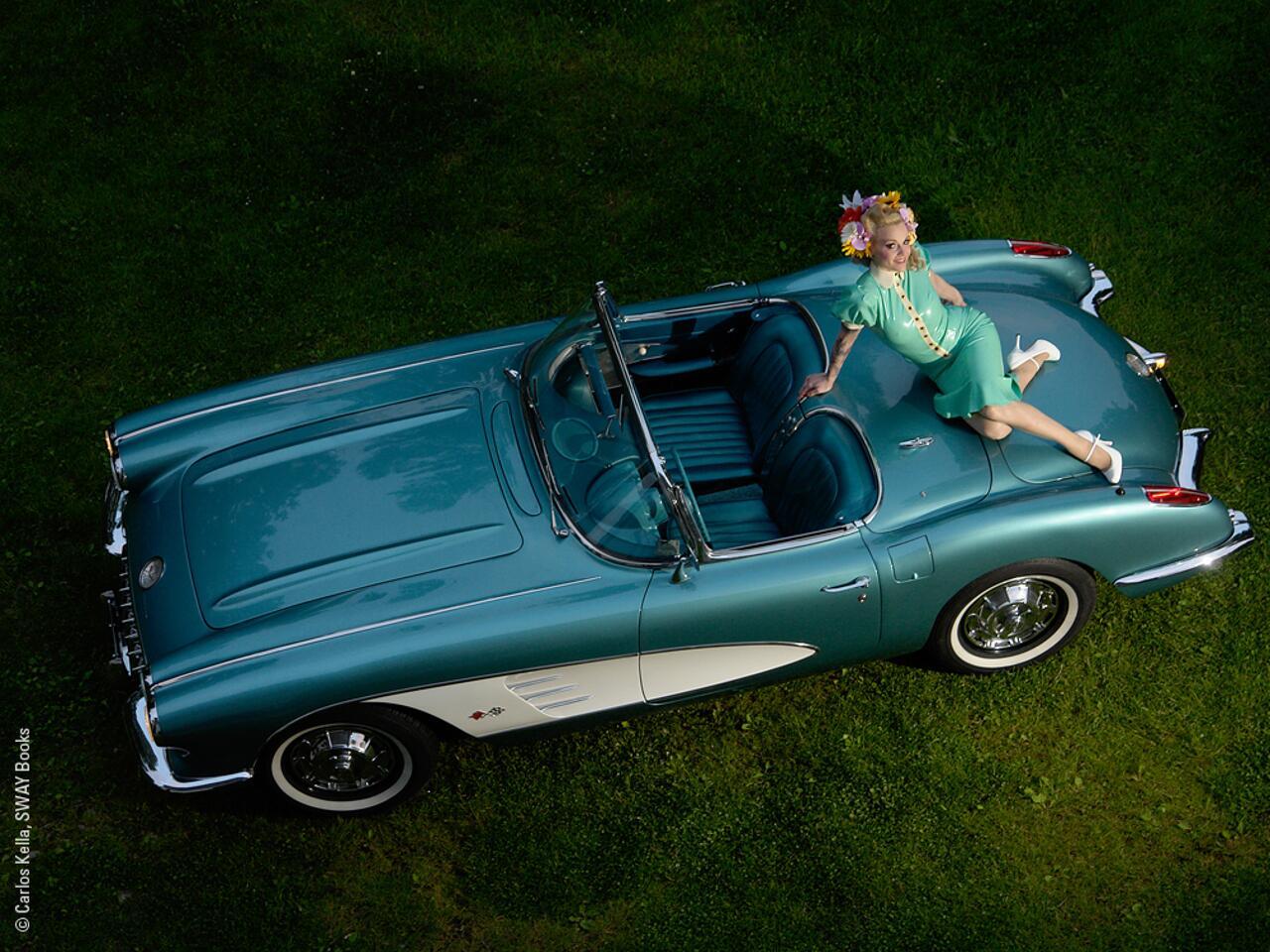 Bild zu 1960 Chevrolet Corvette Roadster