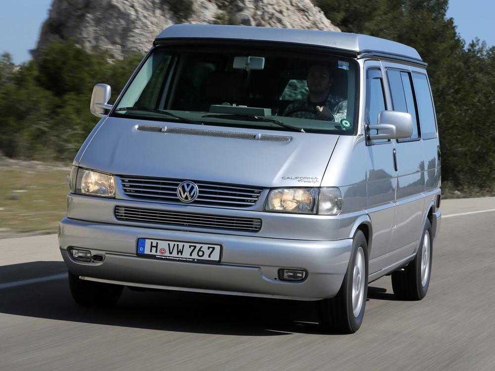 Bild zu Platz 8: VW T4